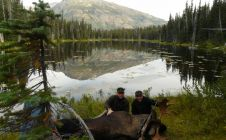 Beautiful BC Moose Hunts - Nanikalakeoutfitters.com