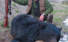 Spot & Stalk British Columbia Bear Hunts - Nanikalakeoutfitters.com
