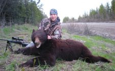 Color Phase Trophy BC Black Bear - Nanikalakeoutfitters.com