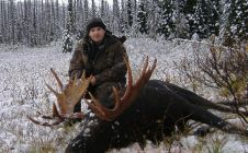 44 Inch Nanika Lake B.C. Moose