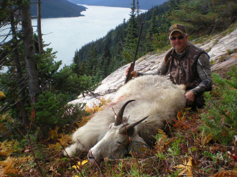 World Class Goat Hunting - Nanikalakeoutfitters.com