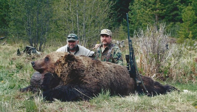 Mountain Grizzly Hunts - Nanikalakeoutfitters.com