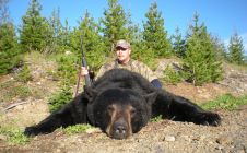 Trophy BC Black bear Hunts - Nanikalakeoutfitters.com