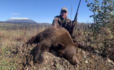 Color phase Black Bear Hunts - Nanikalakeoutfitters.com