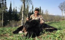 British Columbia Black BearHunts - Nanikalakeoutfitters.com