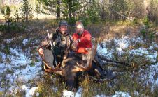 British Columbia Moose Hunts - Nanikalakeoutfitters.com