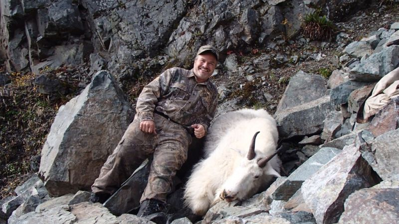Coastal BC Guided Mtn. Goat Hunts - Nanikalakeoutfitters.com